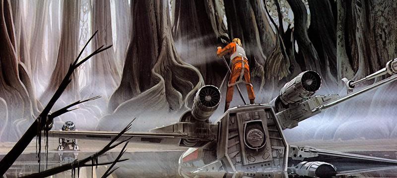 Новый скриншот Star Wars: Battlefront