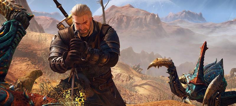 Геймплейные ролики The Witcher 3 на Xbox One