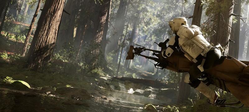 В Star Wars: Battlefront не будет классов и отрядов