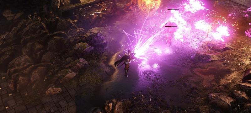 Новое видео экшен-RPG Umbra