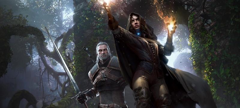 Геймплей The Witcher 3: Wild Hunt с Xbox One