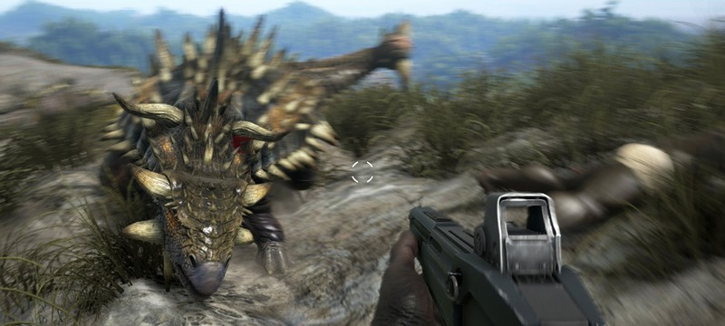 Сурвайвал с динозаврами – ARK, на пути к Раннему Доступу