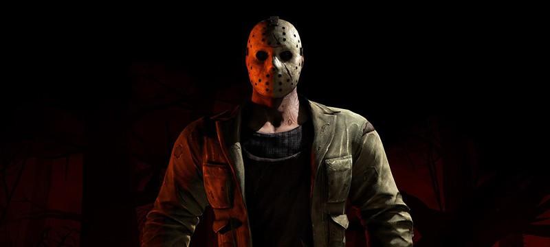 Как выглядит Джейсон Вурхиз без маски по версии Mortal Kombat X