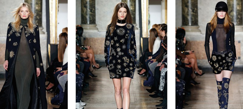 Новая коллекция одежды от дизайнера Эмилио Пуччи напоминает стиль из Гарри Поттера