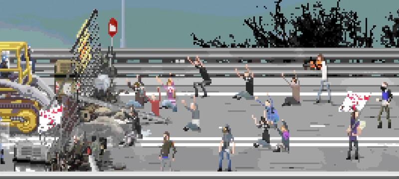 Пиксельные протесты Riot: Civil Unrest