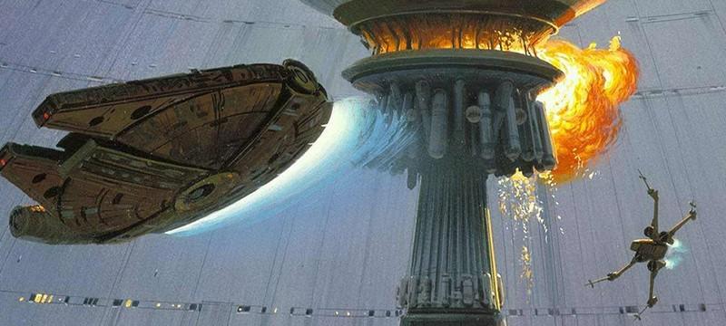 Звуковые эффекты Star Wars