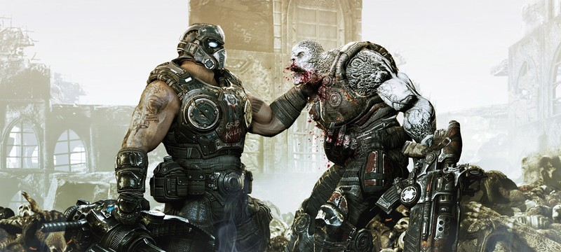 Геймплей ремастера Gears of War для Xbox One утек в сеть
