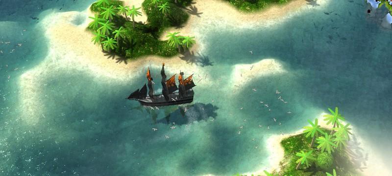 Windward попал в топ продаж Steam