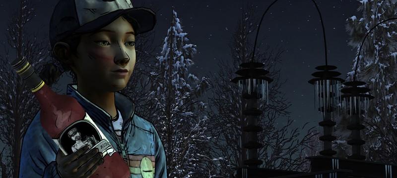 Третий сезон The Walking Dead от Telltale не выйдет в этом году