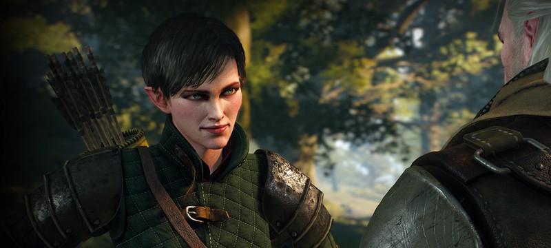 14 минут геймплея The Witcher 3 на PC с Ультра настройками графики