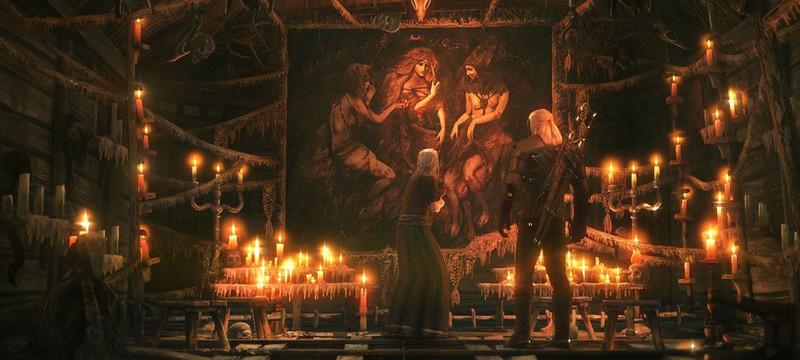 Сравнение графики The Witcher 3: PC (Ультра) vs. PS4