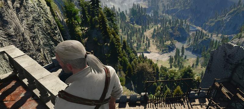 Видео-сравнение The Witcher 3 на PC и PS4 + гора скриншотов