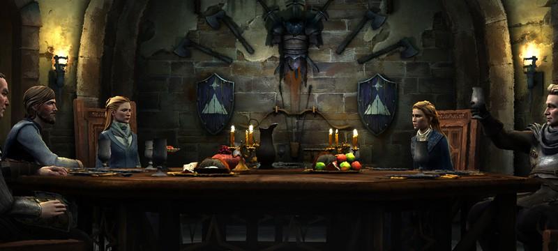 Новые скриншоты Game of Thrones от Telltale