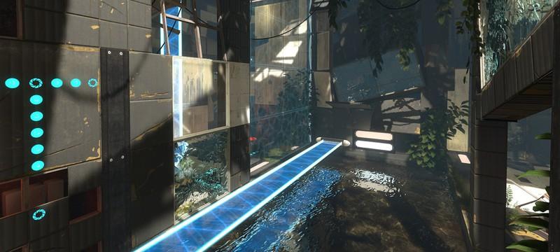 Массивный сюжетный мод Portal 2: Mel, выйдет в Июне