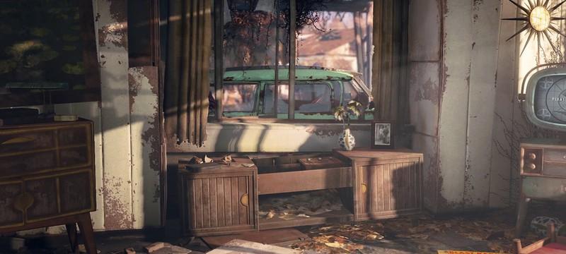 Детали Fallout 4 появились год назад, но никто не поверил?