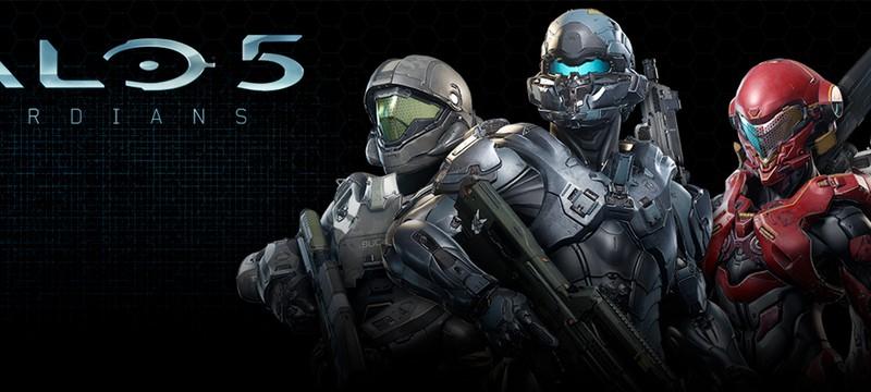 E3 2015: трейлер и геймплей Halo 5: Guardians