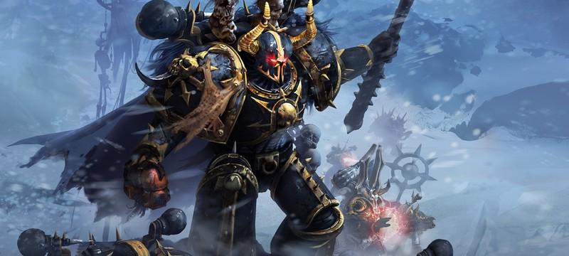 SEGA обновила домен Dawn of War 3