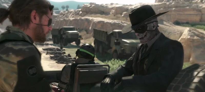 Альтернативное прохождение демо MGS 5: The Phantom Pain с E3 2015