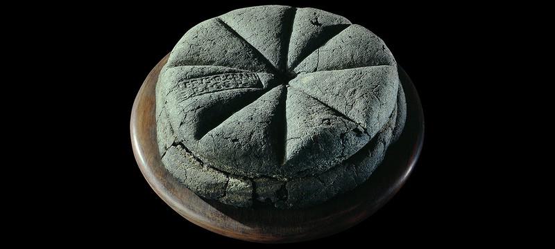 Как сделать хлеб по рецепту 2000-летней давности