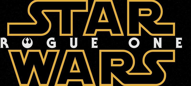 Первые кадры со съемок Star Wars: Rogue One