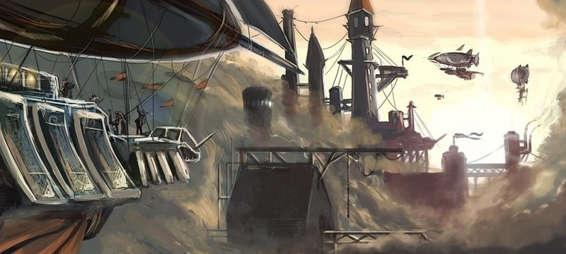 Shazoo cooperative: Guns of Icarus Online