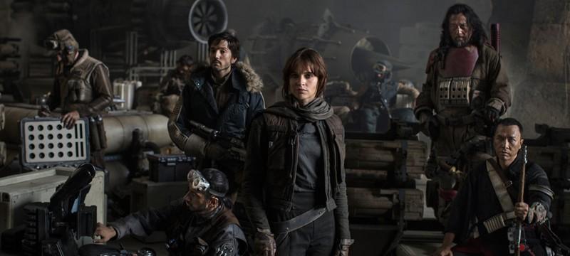 Цифровая копия скончавшегося актера в Rogue One: A Star Wars Story