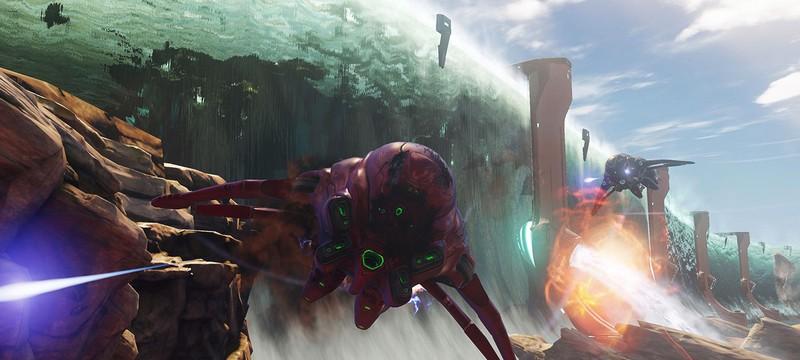 Кинематографический ролик Halo 5