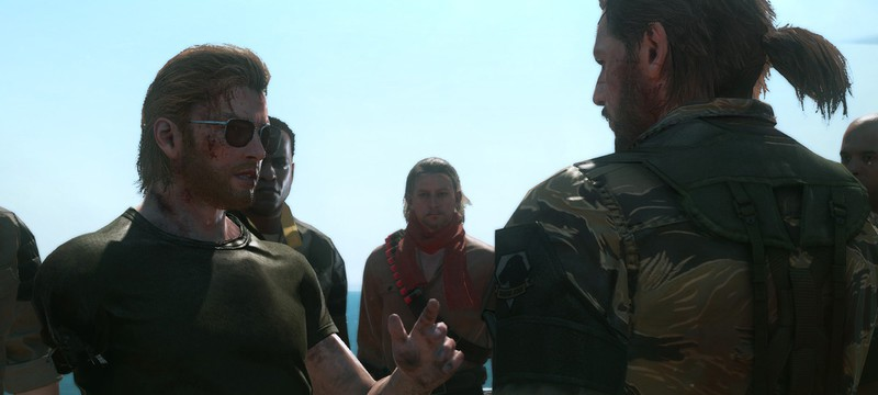 Гайд Metal Gear Solid 5: Где найти Специалистов