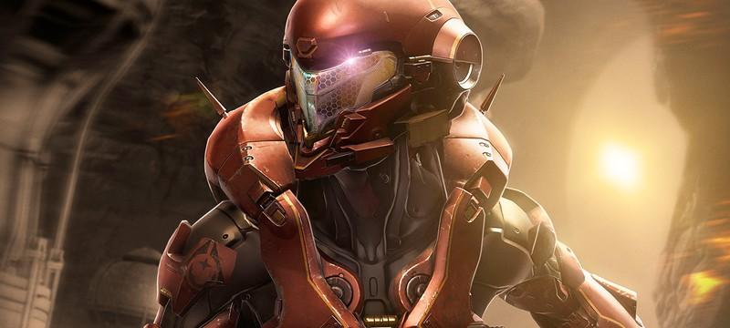 Halo 5 работает с динамическим разрешением для поддержания 60 fps