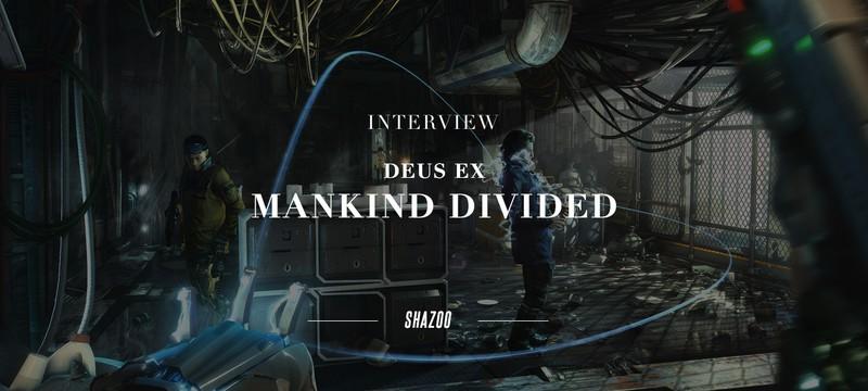 Игромир 2015: интервью с разработчиками Deus Ex: Mankind Divided
