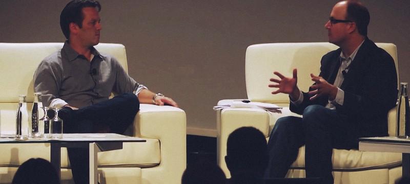 Фил Спенсер признает лидерство Sony и не уверен, что Microsoft настигнут их в это поколение