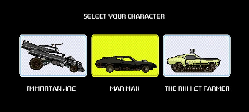 Если бы Mad Max: Fury Road был аркадной игрой 90-х