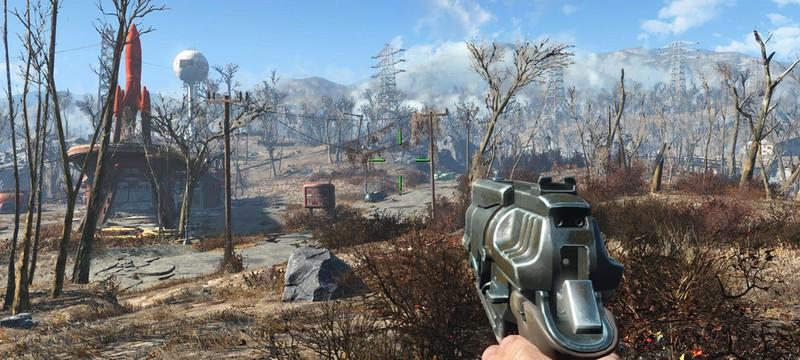 Господа, тут Fallout 4 стримят — на PC