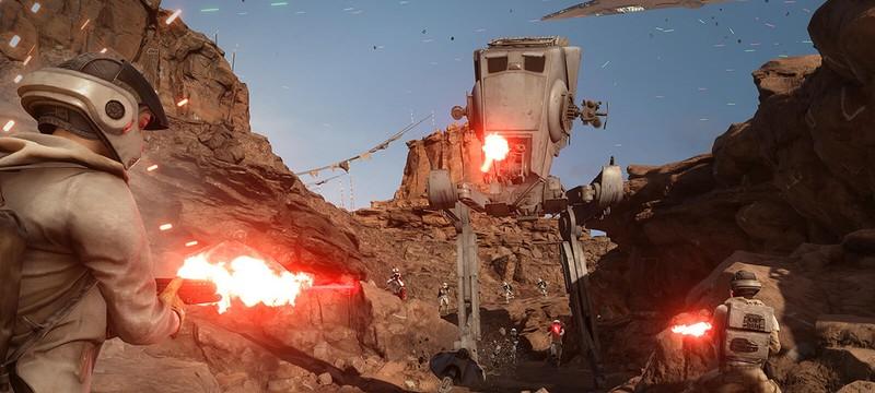 Star Wars: Battlefront — характеристики всего оружия, карт и способностей