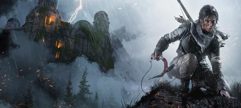 Microsoft выпустила новое музыкальное видео Karen O к Rise of the Tomb Raider