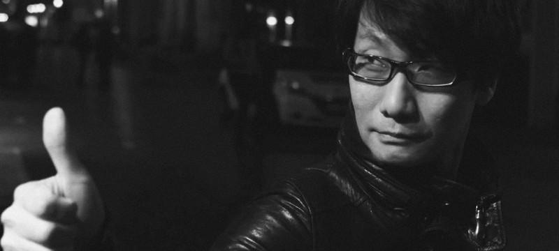 Konami запретила Кодзиме ехать на The Game Awards 2015