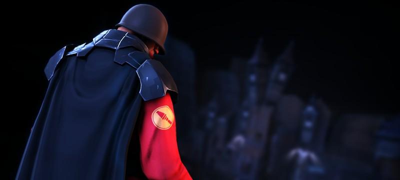 Batman: Arkham Knight в Team Fortress 2