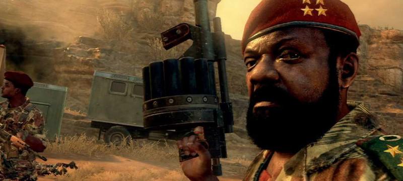 Семья Ангольского повстанца подала в суд на издателя Call of Duty