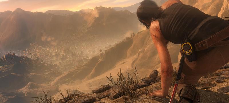 Сравнение графики Rise of the Tomb Raider и особенности PC-версии