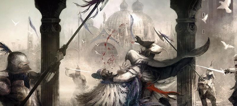 Ubisoft представила трейлер Assassin's Creed Identity