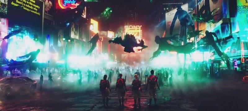 Первый трейлер новых Ghostbusters