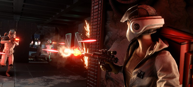 Трейлер DLC Outer Rim для  Star Wars Battlefront