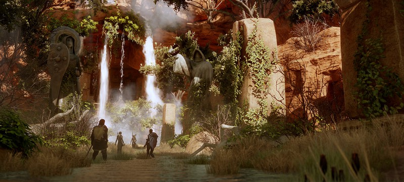 Никто не заметил новую игру BioWare на GDC 2016