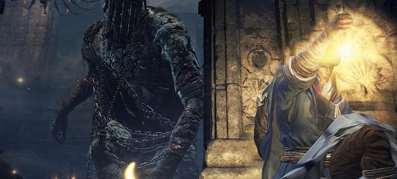 Графика Dark Souls 3 на минимальных и максимальных настройках