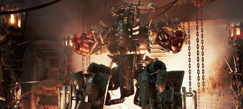 Игроки Fallout 4 превращают Кодсворта в монстра при помощи DLC