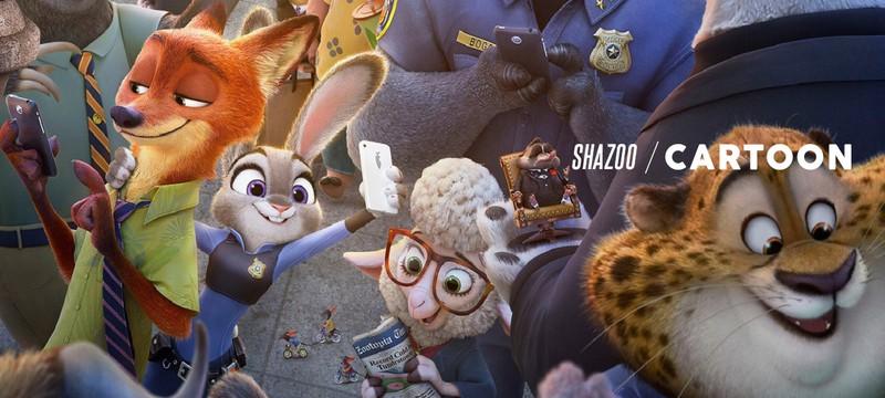 ShaToon: Zootopia — заяц лису друг, товарищ, корм