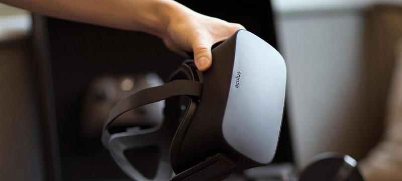 Рассчитываем количество заказанных VR-девайсов Oculus Rift