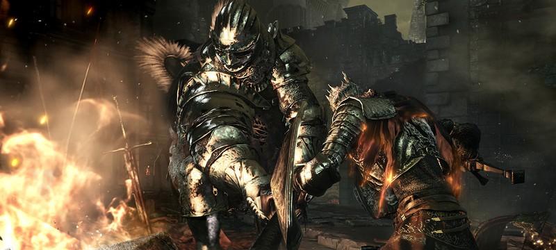 Сравнение графики Dark Souls 3 на PS4 и Xbox One