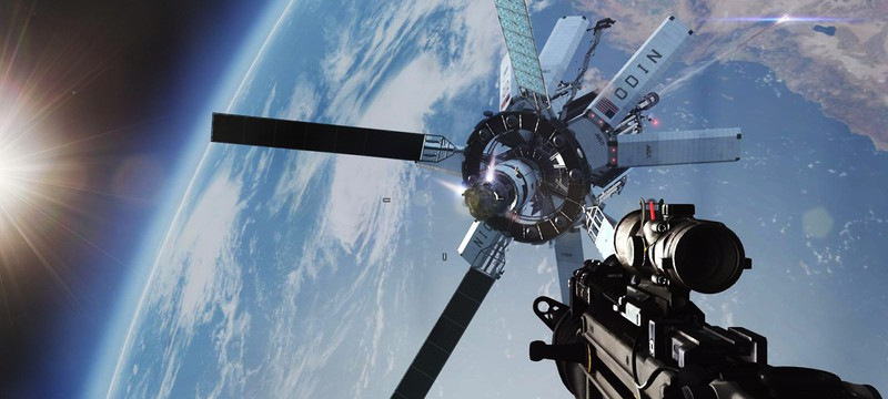 Shinobi602: новый Call of Duty представит космические сражения