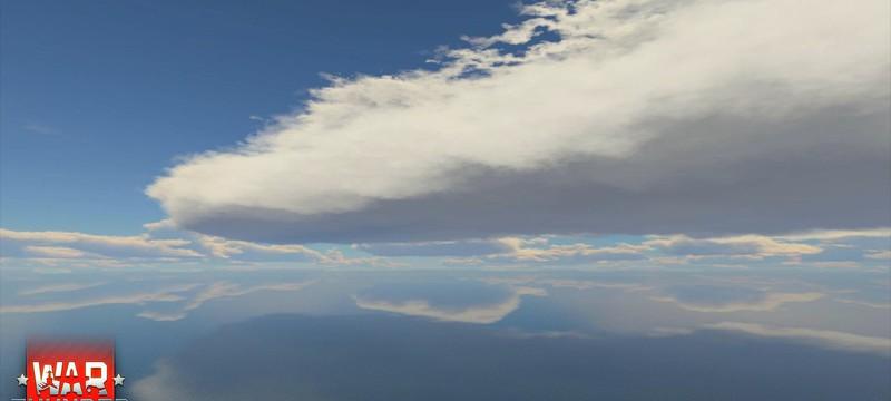 Фотореалистичная технология расчёта неба и облаков.И немного о навесной броне.